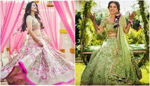 <b>15</b> Best <b>Mehndi</b> Outfits from 2017 - #Weddingz2017Rewind! - Blog