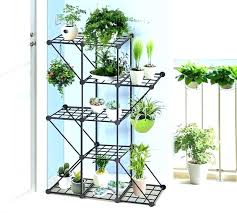 indoor grow light shelves shelving system garden vegetable lights plant at home depot herb rack