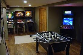77 Masculine Game Room Design Ideas  DigsDigsCool Gaming Room Designs