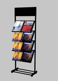 magazine rack office. Metal Magazine RackNewspaper Rack Buy Office