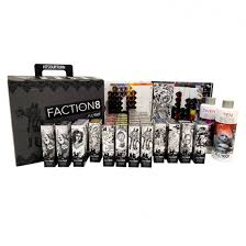 Pulp Riot Faction8 Infinity Box