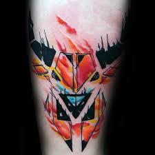 Taurus Znamení Býk Tetování