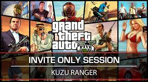 gta 5 invite only session best