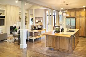 40 Floor Plans With Great Kitchens Builder Magazine Plans Classy Home Plans With Interior Photos