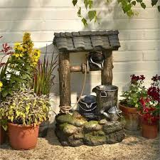 brundle small wishing well water