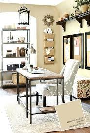 office decoration inspiration. Home Office With Ballard Designs Furnishings Interior Design Inspiration Small Decoration O