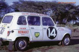 RENAULT 4 SCALEXTRIC A10192S300