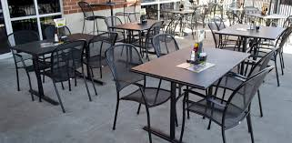outdoor restaurant chairs. Outdoor Dining Furniture Restaurant Chairs A