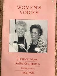 Women's Voices - R.A. Fountain