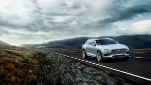 The Volvo Concept XC Coupé: sophisticated capability and ...