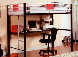 Cool Bunk Bed With Desk Underneath For Bunk Bed With Desk Underneath (View  8 of