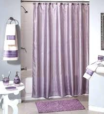 swinging matching shower curtain and rug best bathroom accessories curtains with towels