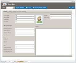 Lending Library Database Template Lending Management