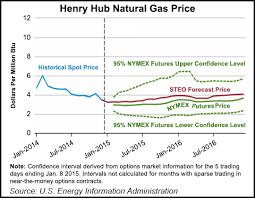 Henry Hub Crude Oil Market
