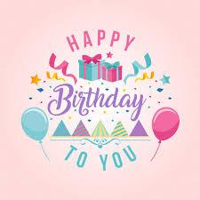 Chúc mừng sinh nhật tháng 10