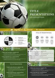 Ball Into The Goal Powerpoint Templates Presentation Templates