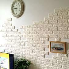 Wall Stickers PE Foam 3D WallPaper ...