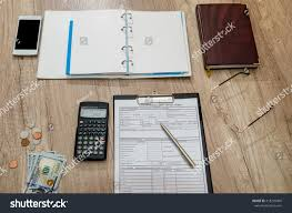 Commercial Loans Calculator File Commercial Loan Application Calculator Pen Stock Photo Edit