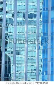 Glass Office Windows Abstract Stock Photo Edit Now 747926569