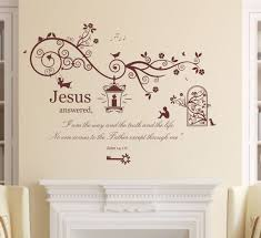 christian wall stickers quotes john 14 v 6 christian bible quote vinyl wall art by purrfic 20 99 on christian vinyl wall art quotes with christian wall stickers quotes john 14 v 6 christian bible quote