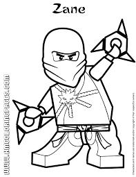 Coloring Page Of Ninjago Kids Drawing And Coloring Pages Marisa