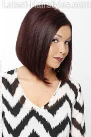Style rambut ini mudah dicat karena panjangnya yang masih sedang. Absolutely A Line Pendek Untuk Wajah Bulat Potongan Rambut Untuk Wajah Bulat Rambut Bob Panjang Potongan Rambut