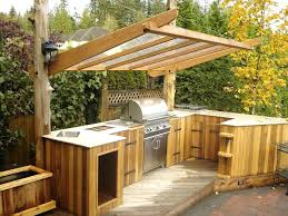 covered outdoor kitchen plans patio traditional with shelter custom grill roof fireplace cost covered outdoor kitchen