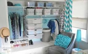 closet ideas for girls. Tween Girl S Closet Update In Turquoise, Bedroom Ideas, Closet, Organizing, Ideas For Girls
