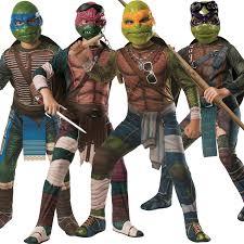 ninja turtles costumes for men. Sentinel Child Teenage Mutant Ninja Turtles TMNT Movie Fancy Dress Costume Outfit Kids With Costumes For Men