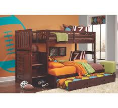 Bedroom: Complete Your Kids Bedroom Design With Pretty Badcock Bunk ...