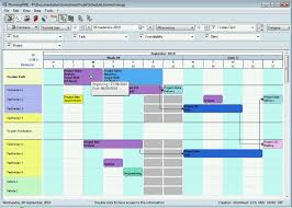 Production Scheduling In Excel Production Planning Gantt Chart English