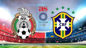 Mexico vs Brazil live online: score ...