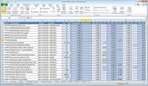 Vending Machine Software Free Download Simple Vending Machine Inventory Excel Spreadsheet And Free Vending
