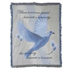 Memorial Throws Blankets