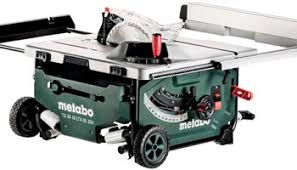 hitachi c10fr. world\u0027s second-ever cordless table saw: metabo 18v x 2 with 10 hitachi c10fr
