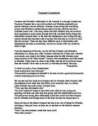 how to write a strong personal the tempest essay the tempest essay the tempest research papers