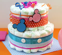 Mickey Mouse Baby Shower Cake  Cakes Iu0027ve Made  Pinterest Baby Mickey Baby Shower Cakes