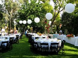 Beautiful Reception Decorations Beautiful Outdoor Wedding And Reception Venues Garden Wedding