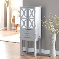 Jewelry Armoire For Sale Near Me Walmart Canada With Mirror And Drawers.  Jewelry Armoires Target Wall Armoire Clearance Gift Boxes At Walmart.