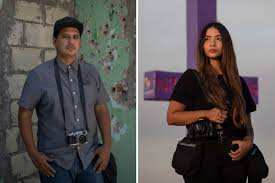 From murders to migrants, photojournalists Victoria Razo and Felix ...