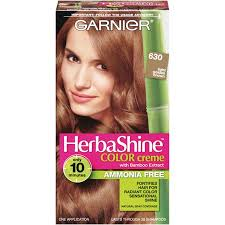 Garnier Herbashine Haircolor 630 Light Golden Brown