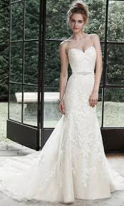 fit and flare wedding dresses preowned wedding dresses