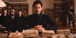 deep thoughts about the grand budapest hotel beyond the box  adrien brody and his assistant jopling reign terror on the world of the