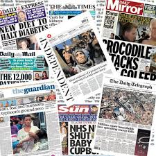 Make your own tabloid newspaper. 𝙵𝚛𝚘𝚗𝚝 𝙿𝚊𝚐𝚎𝚜 𝚃𝚘𝚍𝚊𝚢 Ukpapers Twitter