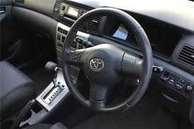 Used 2007 TOYOTA COROLLA 1.6 VVT-i Colour Collection 5dr Auto for ...