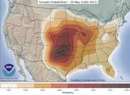 Tornado USA 2019, allarme record: le zone più a rischio ...