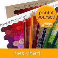 Prismacolor Pencil Chart Pdf