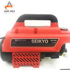 Máy xịt rửa xe SEIKYO 2500W SK999 , máy rửa xe tự chỉnh áp , tặng bình bọt  chính hãng 1,750,000đ