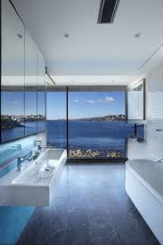 view gallery bathroom modular system progetto. Modern Bathroom With A Rocky Sea View Gallery Modular System Progetto