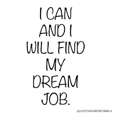 Network Free Affirmation And Dream Job